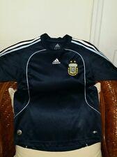 Argentina Adidas Climacool blue futbol/Soccer Jersey/shirt  Size M youth