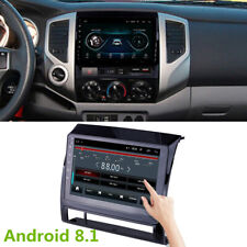 Android 8.1 Radio Stereo GPS Navigation MP5 1+16GB for Toyota Tacoma Hilux 05-13