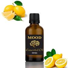 Lemon Essential Oil Pure 50ml FREE P&P Premium Fruit Essential Oils