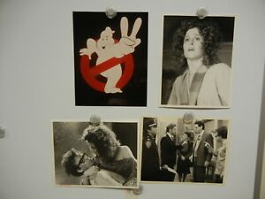 Lot of 4 GHOSTBUSTERS (1984) Photos  8x10 MINT