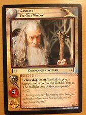 Lord of the Rings CCG Fellowship 1P364 Gandalf The Grey Wizard LOTR TCG