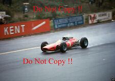Lorenzo Bandini Ferrari 246 Belgian Grand Prix 1966 Photograph 2