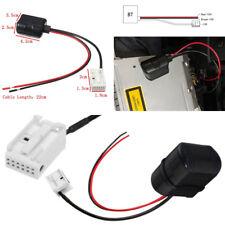 12 V Auto 12 Pin Bluetooth Stereo AUX in Adapter für BMW E60 04-10 E63 E64 E61