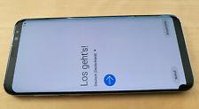 Samsung Galaxy S8+ SM-G955F - 64GB - Midnight Black (Ohne Simlock) Smartphone