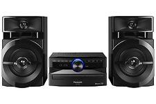 Microcadena de Música Panasonic SC-UX100E-K Bluetooth 300W Cadena Radio