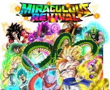 Dragon ball Super TCG Miraculous Revival C-UC-R-SR + SPR ITA! Choose Your Cards