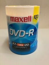 Maxell DVD-R 100-Pack