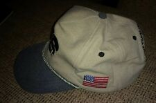 RAILROAD HAT CAP NS NORFOLK SOUTHERN AMERICAN FLAG 12 years and counting N&W NEW