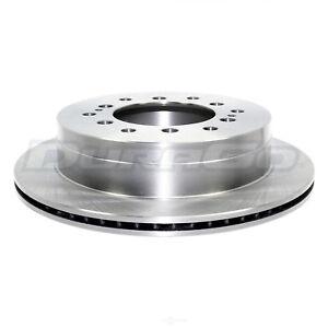 Disc Brake Rotor Rear IAP Dura BR31294