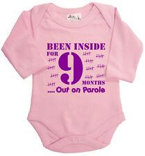 Body e pagliaccetti rosa per bambina da 0 a 24 mesi, da Taglia/Età 0-3 mesi