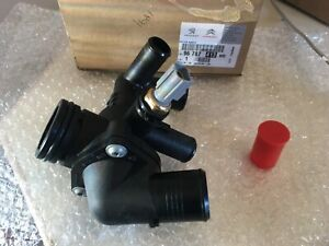 Genuine Peugeot Boxer 3 Citroen Relay Coolant Thermostat Housing Temp Sensor 2.2