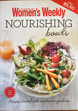 The Australian Women's Weekly - Nourishing Bowls - Mini Cookbook Womens AWW NEW