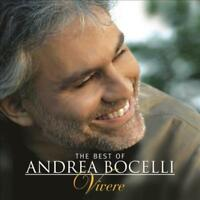 ANDREA BOCELLI - VIVERE: THE BEST OF ANDREA BOCELLI [EUROPE] NEW CD