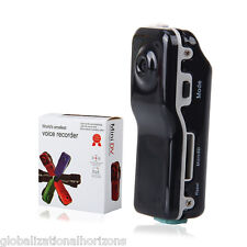 Pocket MD80 DV DVR Video Recorder Spy Bike Sport Helmet Action Camera Camcorder