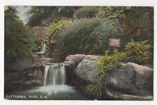 Battersea Park SW London 1908 Postcard Kromo 885b