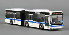 Daron New York City MTA Metro Articulated Hybrid Electric Bus 1:43 Scale- 16inch