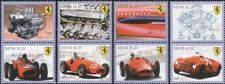 Nevis 2010 Ferrari/Sports Cars/Motoring/Motor Racing/Transport 8v set (s5044d)