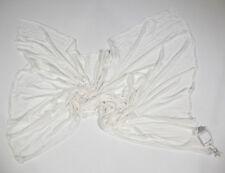 New Converse XXL Neckerchief Bandanna Scarf 140cm x 130cm White 18 #234