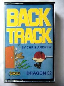 61237 Back Track - Dragon 32 (1984) N009