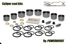 Aprilia RS250 front brake caliper piston seal repair rebuild kit 1997 set MK1