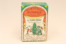 Signed- Christmas Nutshell Library by Hilary Knight