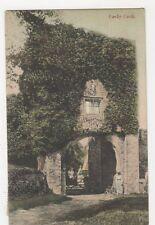 Farley Castle 1905 Postcard #2, M018