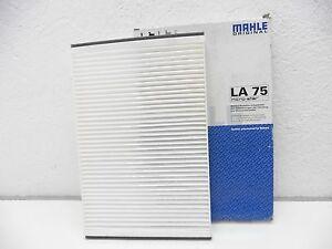 NEW MAHLE POLLEN AIR FILTER LA75
