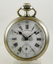 Reloj lepine REGULATEUR AUTOMOBILE France c.1890