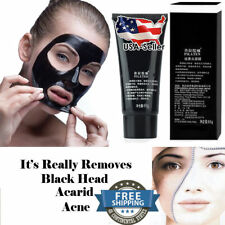 PILATEN blackhead remover,Deep Cleansing purifying black mud face mask 1 box
