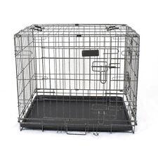 Gabbia per cani trasportino box cani pieghevole S 61x45x52h