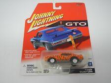 Johnny Lightning Pontiac GTO 1969 Custom