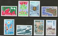 SERIE TIMBRES 1914-1921 NEUF XX LUXE - SERIE TOURISTIQUE REGIONS DE FRANCE TTB