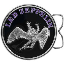 Led Zeppelin - Circle Swan Belt Buckle Pants Accessory