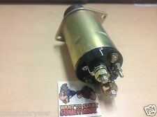 NEW 12V STARTER SOLENOID PERKINS MARINE ENGINE 4236 4CYL 6630180 6630181 6651210