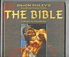 Illustrations From The Bible Simon Bisley 2004 HC Heavy Metal 1st VF+ 1932413154