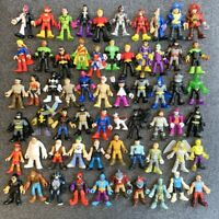 Random Lot 6 Fisher-Price Imaginext Dc Comics Super friends Power Rangers Figure