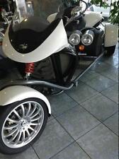 Celtik Trike von Side-Bike, Model Touring, Farbe weiss