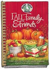 Fall, Family & Friends Cookbook (Gooseberry Patch)