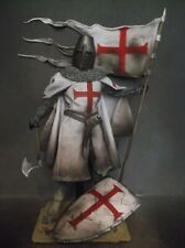 "12"" CUSTOM TEMPLAR KNIGHT CRUSADER , MEDIEVAL HOLY WARRIOR 1/6 FIGURE IGNITE"
