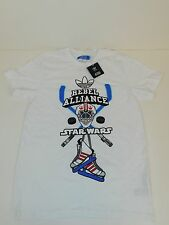 NEW MEN'S ADIDAS STAR WARS TEE SHIRT Size US L O58946