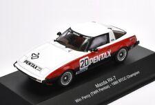 Mazda Rx-7 Win Percy TWR Pentax 1980 BTCC coche 1:43 Atlas Diecast