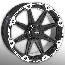 "18x8.5"" Dick Cepek ""Torque"" Aluminum Wheel. GM/Dodge 3/4Ton *Set of 4*"