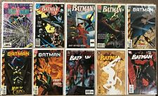 Batman 76 issue Lot, Includes Grant Morrison Run, all issues 655-713 and others