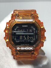 Casio G-Shock GX56 Jelly Orange (Customized) Tough Solar