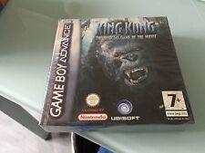 king kong  GBA gameboy advance neuf sous blister