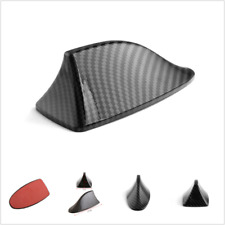 Carbon Fiber Car Shark Fin Dummy Decorative Antenna Aerials Roof Style Universal