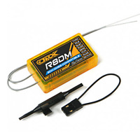 CM821 8 Channel 2.4GHz DSMX Receiver for JR  Dx6 Dx7 Dx8 D9x JR12X