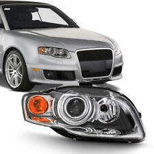 06-08 Audi A4 S4 Projector Headlight Xenon HID Model Right Passenger Side Lamp