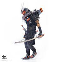 DHL Express 1/6 PlayDraw Toys Street Warriors Series 01 Iron Samurai Figure
