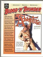 Blood 'N; Thunder #12/#13 Fall/Winter 2006 Vf/Nm Double Issue!